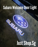 Subaru Welcome Door Light
