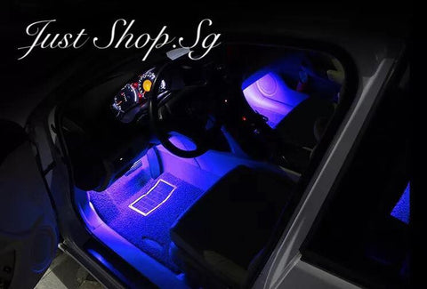 Car LED Legroom Light - Just Shop.Sg