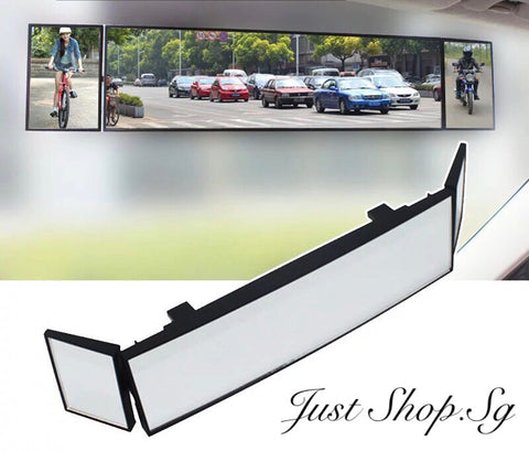 Tri Fold Rear View Mirror - Just Shop.Sg