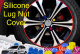 Wheel Lug Nut Silicone Cover - Just Shop.Sg