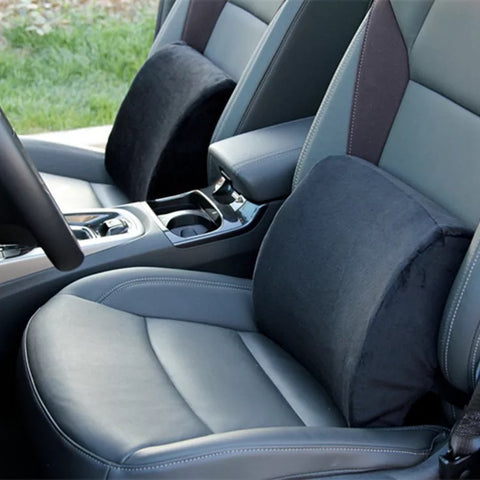Car Full Memory Form Backrest - Just Shop.Sg