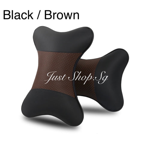 Sport Design Leather Headrest - Just Shop.Sg