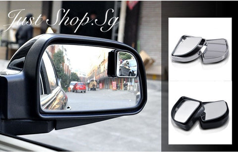 Corner Blind Spot Mirror - Just Shop.Sg