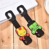 Super Hero Car Seat Hook / Hanger - Just Shop.Sg