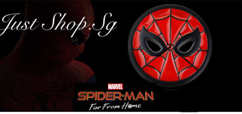 3D Spiderman Car Emblem - Just Shop.Sg