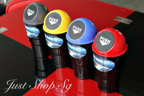 Car Cup Size Bin (Front Opening) - Just Shop.Sg