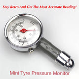 Analog Mini Tyre Gauge - Just Shop.Sg
