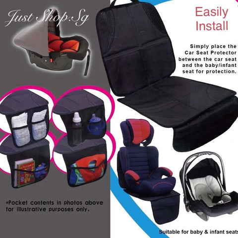 Car Seat Leather Sheet Protector - Just Shop.Sg