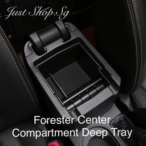 Forester SJ Center Compartment Deep Tray - Just Shop.Sg