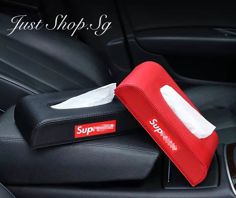 Supreme Tissue Cover - Just Shop.Sg