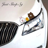 Cony And Friends Car Decal/ Sticker - Just Shop.Sg