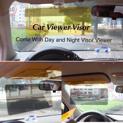 Car Viewer Visor - Just Shop.Sg