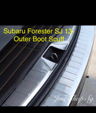 Subaru Forester SJ Outer Boot Scuff - Just Shop.Sg