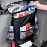 Car Rear Seat Insulation Bag with Tissue Pouch - Just Shop.Sg