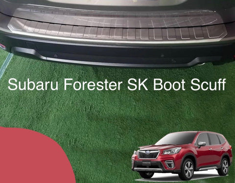 Subaru Forester SK Boot Scuff - Just Shop.Sg