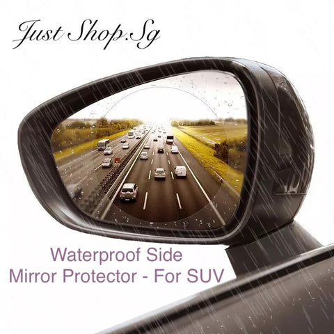 Waterproof Side Mirror Protector - Just Shop.Sg