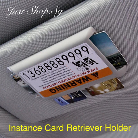Instance Card Retriever Holder - Just Shop.Sg