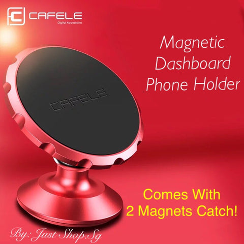 Cafele Magnetic Phone Holder - Just Shop.Sg