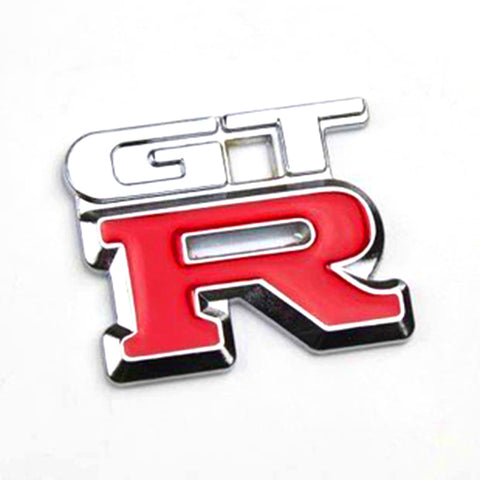GTR CAR EMBLEM - Just Shop.Sg