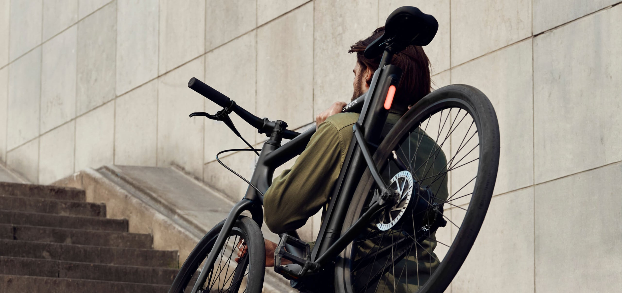 Cowboy e-bike - Lightweight  e-bike