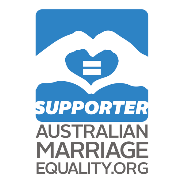 Supporting Marriage Equality