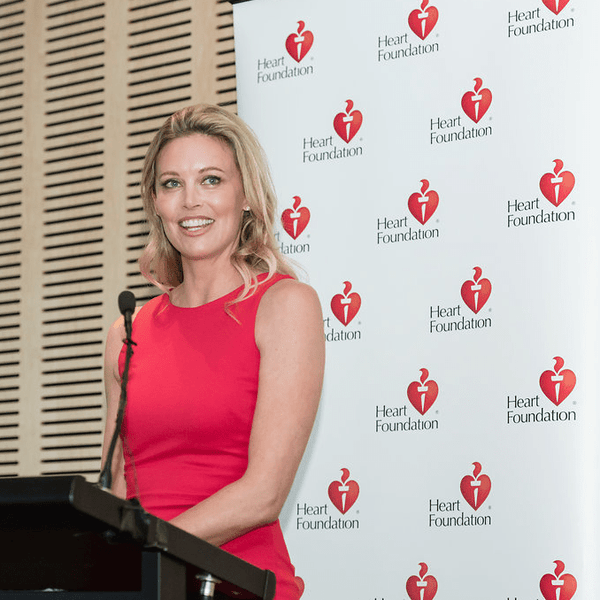 Supporting The Heart Foundation