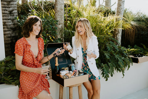 Byron Bay Gifts - Beer, Wine and Champagne Hampers