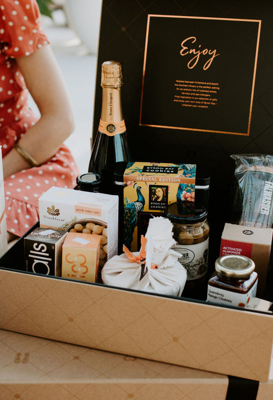 Corporate gift hampers Australia