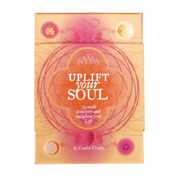 Blissful Way ONLINE GIFT SHOP Uplift Your Soul Cards
