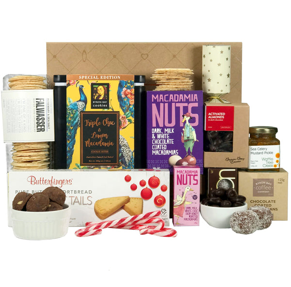 Byron Bay Gifts GIFT HAMPERS Seasonal Christmas Surprise