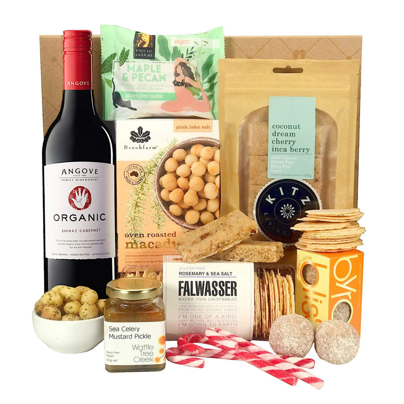 Byron Bay Gifts GIFT HAMPERS Thank You Christmas Hampers