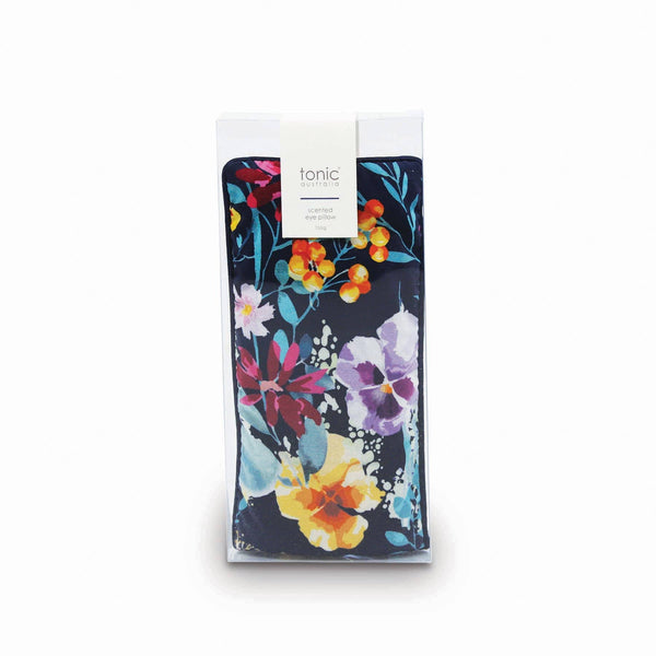 Byron Bay Gifts ONLINE GIFT SHOP Tonic Eye Pillow Evening Bloom