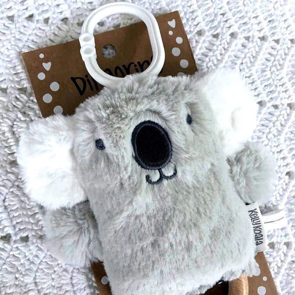 OB Designs ONLINE GIFT SHOP Kelly Koala Teething Rattle