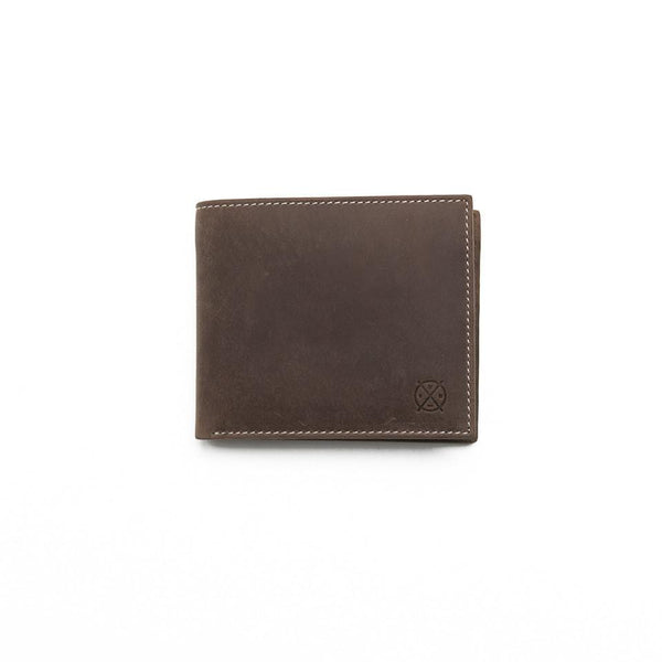 Stitch & Hide ONLINE GIFT SHOP Trendy Wallets For Men 'Henry' Brown