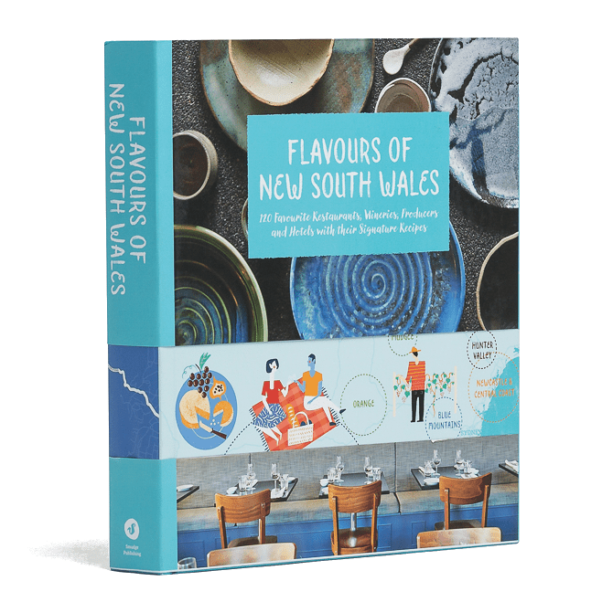 'Flavours Of' Book