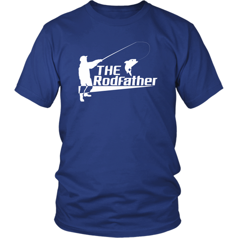 The Rodfather fishing apparel