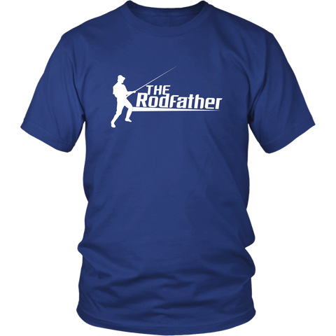 The Rodfather fishing shirt