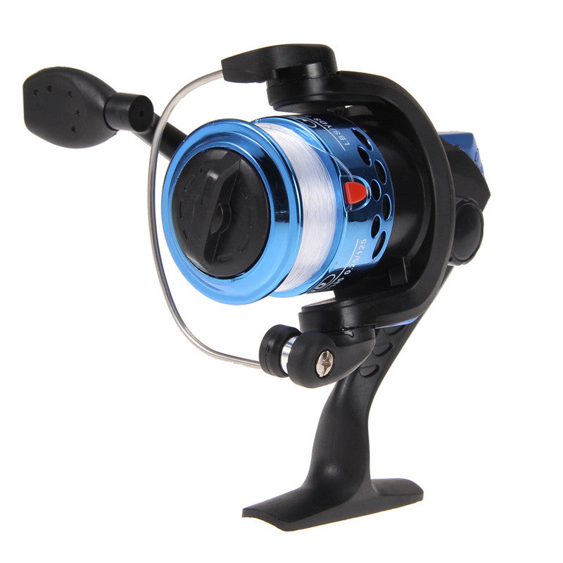 Fishing Reals Aluminum Body High Speed G-Ratio 5.2:1