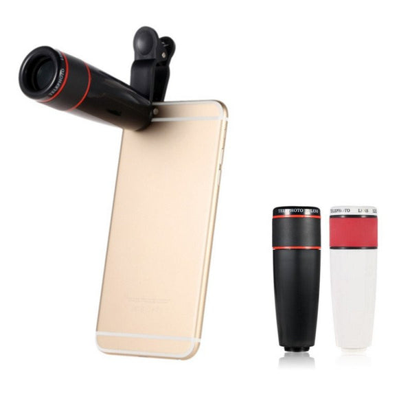 Universal Clip Zoom for Mobile Phone