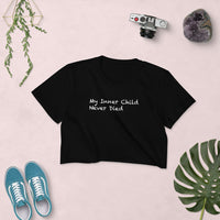 Inner Child Women's Crop Top - Inkosi Clothing Co.