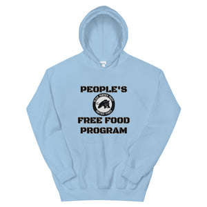Inksoi People's Free Food Program Unisex Hoodie