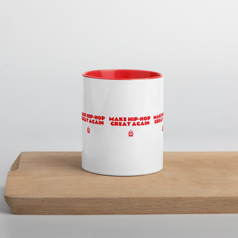 Make Hip Hop Great Mug with Color Inside