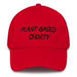 Plant-Based Shorty Dad Cap