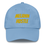 Melanin Hustle Dad Cap