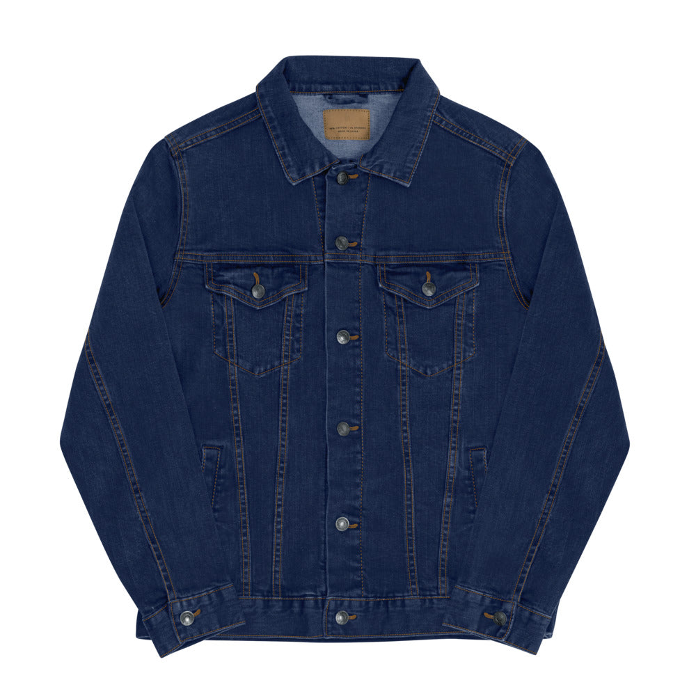 Art Survives Unisex denim jacket