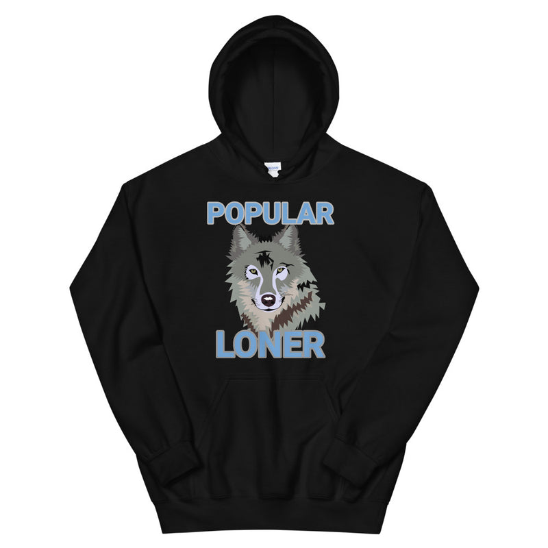 Inkosi Popular Loner Limited Edition Unisex Hoodie