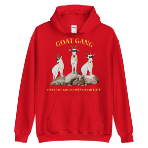 Inkosi Goat Gang Limited Edition Unisex Hoodie