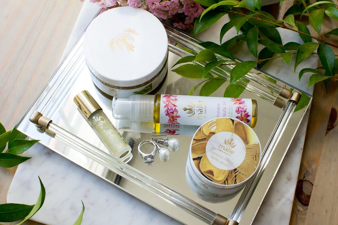Malie Luxury Spa Products Review