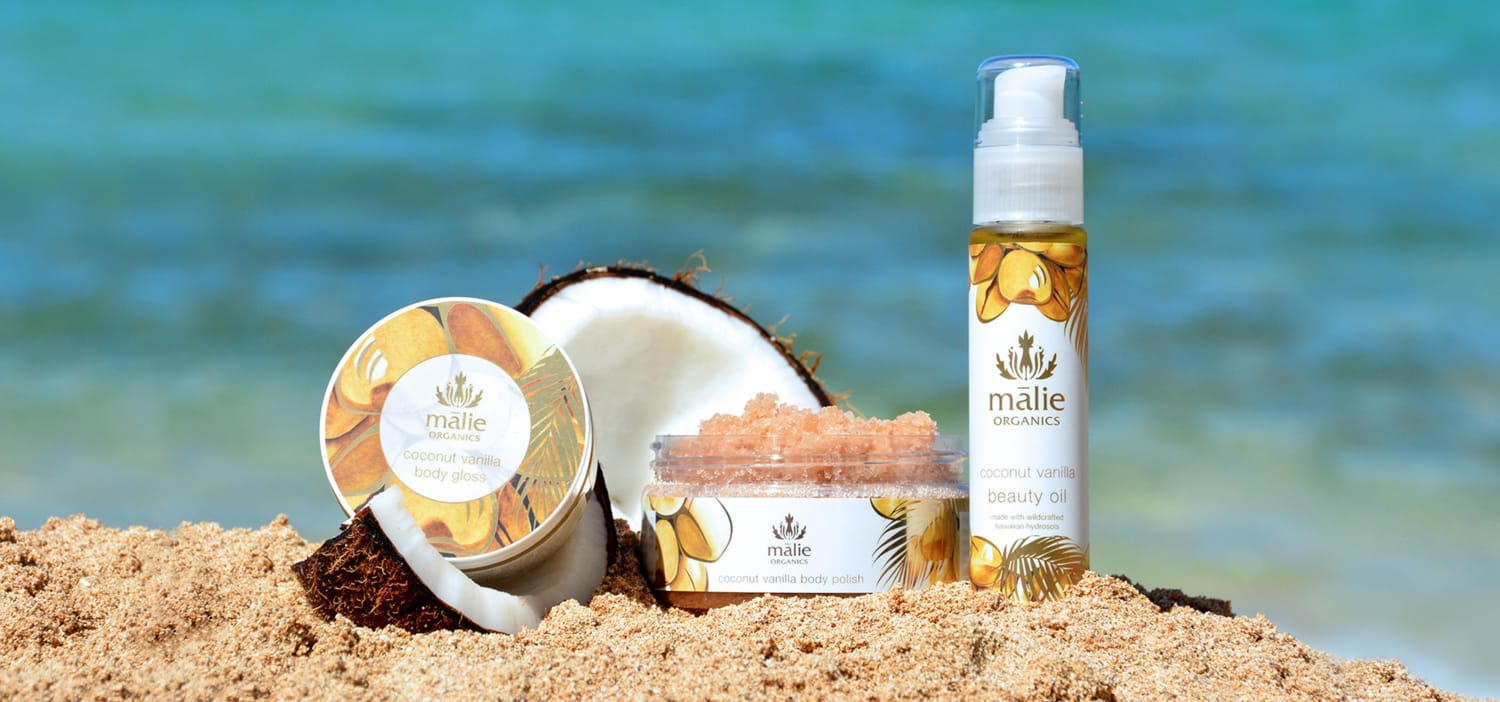 Tropical Beauty Treats