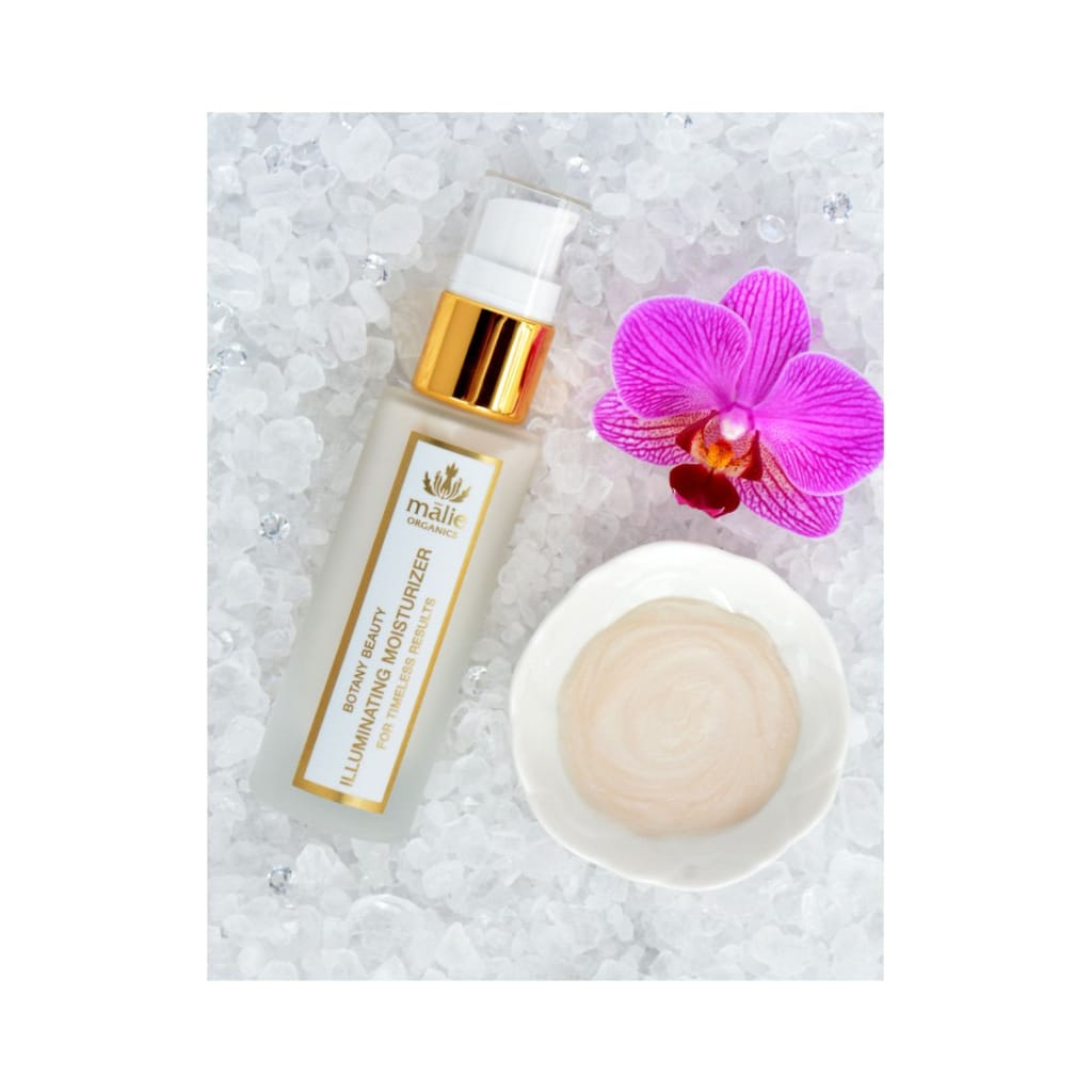 BOTANYBEAUTY ILLUMINATING MOISTURIZER - face